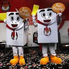 Pemilu 2019 Serentak, LIPI Paparkan Usulan Desain Pemilu Kepada KPU