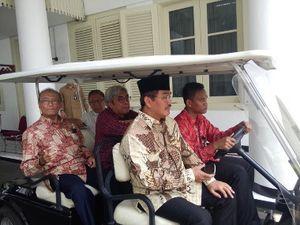 Syafii Maarif Sang Pengungkap Suara Hati Presiden Jokowi