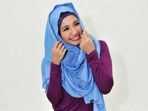 Laudya Cynthia Bella Tak Mau Batasi Pergaulan karena Hijab