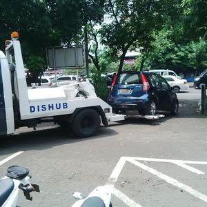Derek 716 Mobil dalam Satu Bulan, Dishub DKI Kantongi Rp 390 Juta dari Retribusi