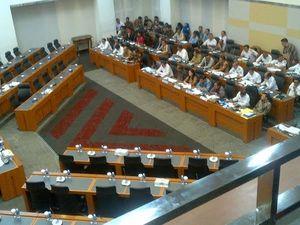 DPR Tolak Anggaran Tambahan Badan Keamanan Laut yang Diajukan Menko Tedjo
