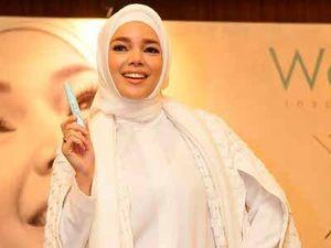 Pernah Jatuh, Dewi Sandra Dilarang Suami Naik Motor