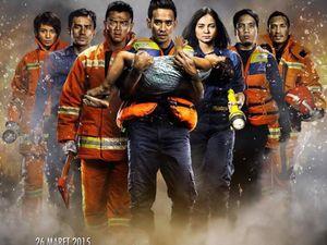Si Jago Merah : Air Dan Api 2015