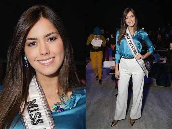 Manisnya Paulina Vega, Miss Universe 2014