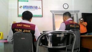 Dugaan Kredit Fiktif BJB, Polda Jabar Geledah Koperasi Bina Usaha di Sukabumi