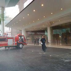 Kebakaran di Hotel Grand Hyatt Diduga Berasal dari Restoran di Lantai 4