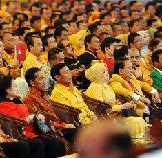Wiranto Tetap Ketum, ini Susunan Pengurus DPP Hanura 2015-2020