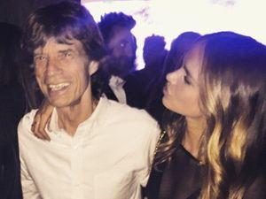 Mick Jagger Kepergok Party Bareng Model Lebih Muda 43 Tahun