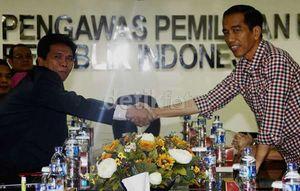 Kisah Jokowi Kenang Surat Pemanggilan dari Bawaslu Saat Jadi Capres