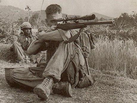Tatang Koswara dan 14 Sniper Terhebat Dunia (2-Habis) - 2
