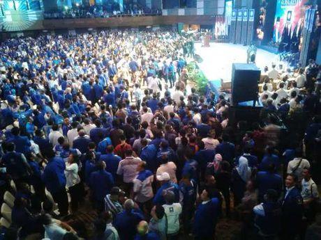 Pidato di Kongres PAN, Amien Serang Hatta Soal Pertemuan dengan Jokowi-Paloh