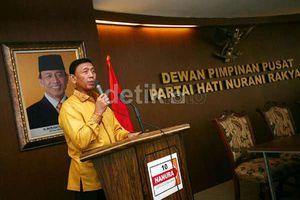 Soal Hak Angket Ahok, Wiranto Panggil Ketua Fraksi Hanura Ongen Sangadji