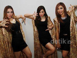 Trio Macan Makin Rawrrr