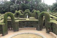 Wah! Taman Tertua di Barcelona Ada Labirinnya
