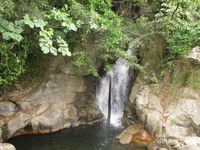 Air Terjun Indah Tak Bernama di Asahan, Sumatera Utara