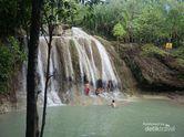 Air Terjun Cantik di Yogyakarta Ini, Belum Banyak yang Tahu