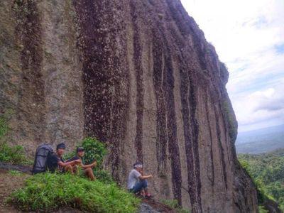 Gunung Purba Nglanggeran, Seperti di Machu Picchu