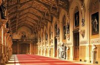 Tersesat, Turis Jepang Masuk ke Kamar Ratu Elizabeth II