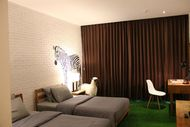 Mengenal Hotel di Bandung yang Terinspirasi dari Steven Gerrard