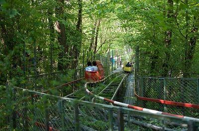 Keren! Pria Ini Bikin Taman Rekreasi Seorang Diri Selama 40 Tahun