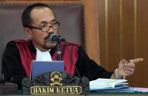 Hakim Sarpin Rizaldi: Saya Sudah Marah Ini