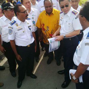 Wali Kota Sambut Baik Rencana Menhub Jonan Bangun Bandara di Sorong