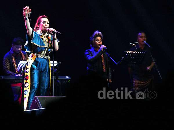 Potret Kemeriahan Java Jazz 2015 Hari Kedua