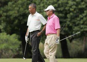 Luhut ke AS Sampaikan Surat Jokowi untuk Obama