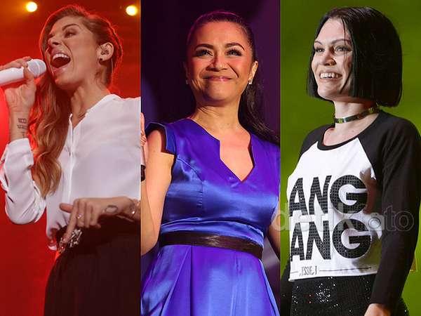 Ruth Sahanaya, Christina Perri Hingga Jessie J Tutup Java Jazz 2015