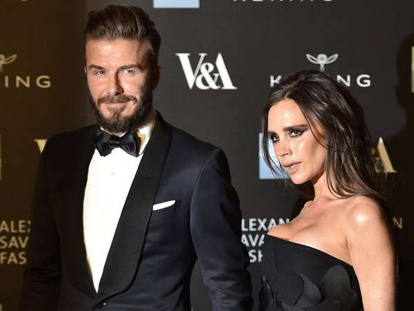 Hot Couple, David dan Victoria Beckham