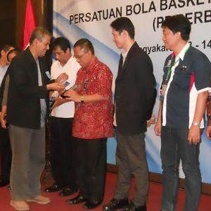 PP Perbasi Beri Penghargaan Kepada Insan Basket