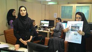 Wah, Kini Wanita di Iran Semakin Pegang Peran