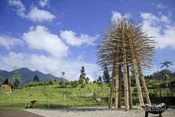 Akhir Pekan ke Bandung, Enaknya ke Dusun Bambu