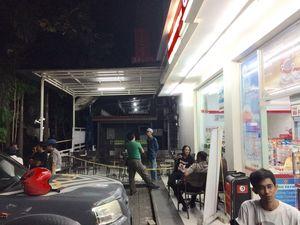 Taruna Pelayaran Ditikam Geng Motor Saat Nongkrong di Minimarket di Makassar