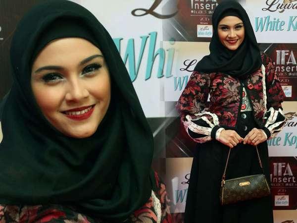 Zee Zee Shahab, Hijab dan Tas LV