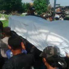 Kematian Dianggap Janggal, Makam Rudianto di Karang Tembok Dibongkar