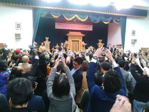 WNI Heboh Jokowi Datang ke Sekolah Republik Indonesia di Tokyo