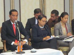 Jokowi: Indonesia Siap Jadi Mediator Sengketa Laut China Selatan