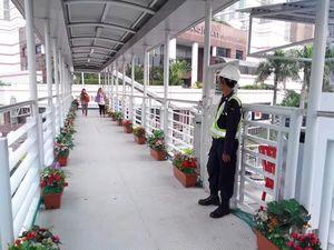 Jembatan Bundaran HI yang Membuat Orang Bahagia Ini Seharga Rp 5 Miliar
