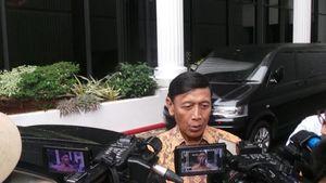 Ini Isi Pertemuan Wiranto dengan JK di Kantor Wapres