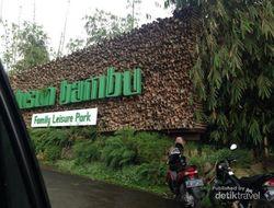 Weekend Seru di Dusun Bambu