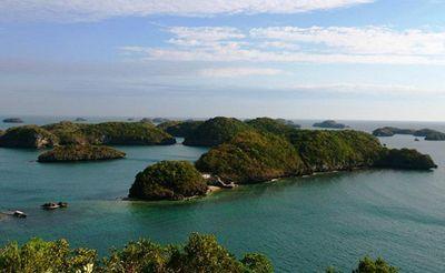 Raja Ampat Mini di Filipina yang Belum Banyak Orang Tahu