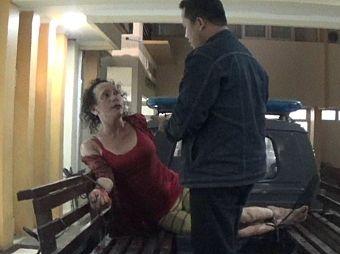 Waria di Semarang Mengamuk Rusak Kaca Masjid