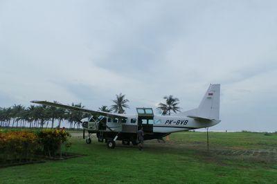 Pengalaman Beda! Terbang Dengan Pesawat Mungil Susi Air