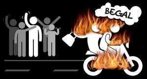 Terbongkar! 3 Kedok Begal Motor: Drama Mogok hingga Kenalan di Facebook