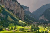 Menengok Pedesaan di Swiss yang Jadi Inspirasi 'The Lord of the Rings'
