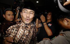 Pertemuan Jokowi dan Jimly Bahas Pilkada dan Penghargaan Penyelenggara Pemilu