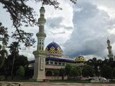 Banyak Keunikan di Masjid Raya Amuntai, Kalimantan Selatan