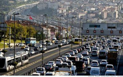 10 Kota Paling Macet di Dunia Tahun 2015 (2)