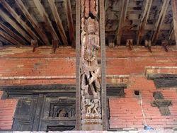 Kuil di Nepal Punya Ukiran Erotis Kama Sutra